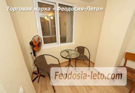 2 комнатная манящая квартира  в Феодосии, бульвар Старшинова, 19 - фотография № 13