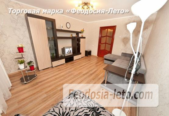 2 комнатная манящая квартира  в Феодосии, бульвар Старшинова, 19 - фотография № 2