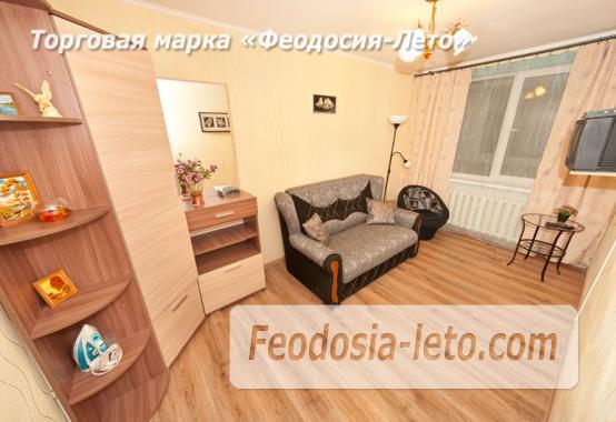 2 комнатная манящая квартира  в Феодосии, бульвар Старшинова, 19 - фотография № 3