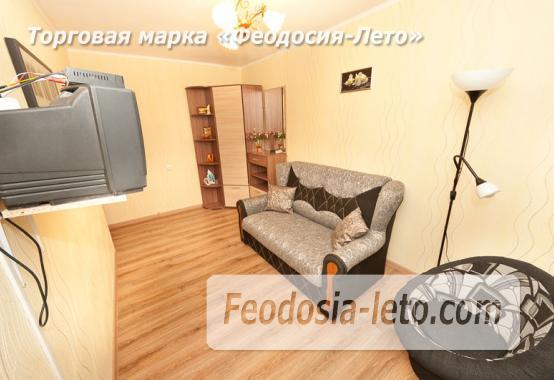 2 комнатная манящая квартира  в Феодосии, бульвар Старшинова, 19 - фотография № 4