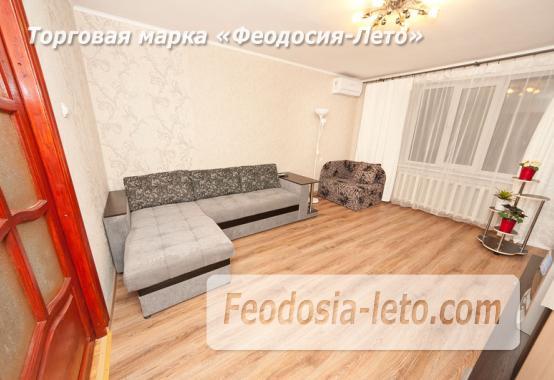 2 комнатная манящая квартира  в Феодосии, бульвар Старшинова, 19 - фотография № 5