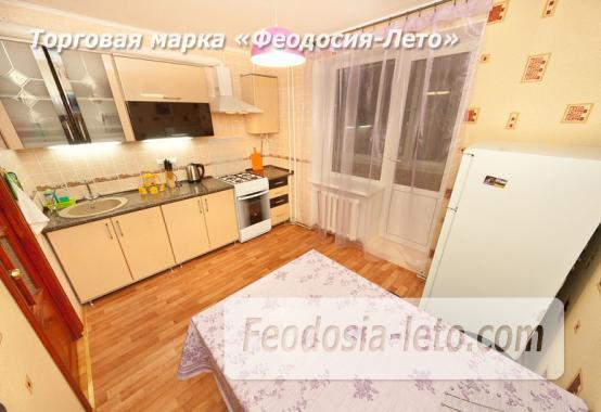 2 комнатная манящая квартира  в Феодосии, бульвар Старшинова, 19 - фотография № 7