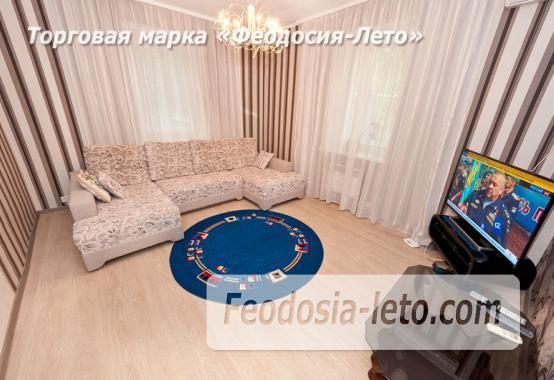 2 комнатная мажорная квартира в Феодосии, улица Красноармейская, 12 - фотография № 1