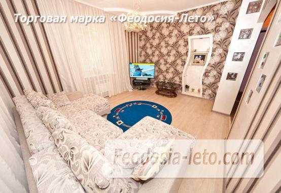 2 комнатная мажорная квартира в Феодосии, улица Красноармейская, 12 - фотография № 7