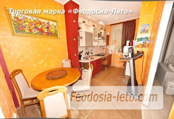 2 комнатная мажорная квартира в Феодосии, улица Красноармейская, 12 - фотография № 5