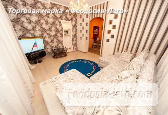2 комнатная мажорная квартира в Феодосии, улица Красноармейская, 12 - фотография № 6