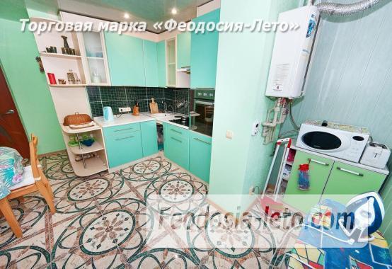 2 комнатная квартира в Феодосии, бульвар Старшинова, 21-А - фотография № 13