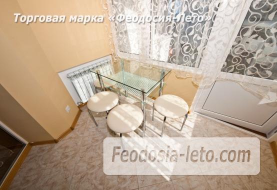 2 комнатная неотразимая квартира  в Феодосии, Черноморской набережной - фотография № 5