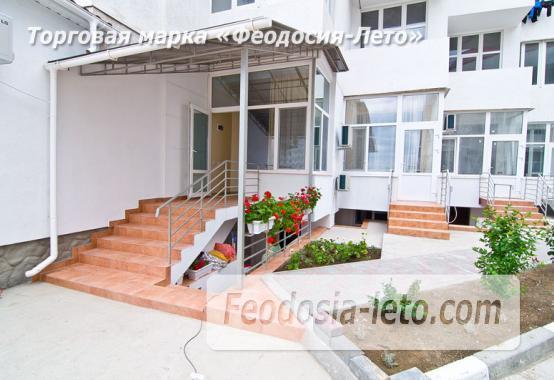 2 комнатная несравненная квартира в Феодосии рядом с Жемчужным пляжем, Черноморская набережная - фотография № 1