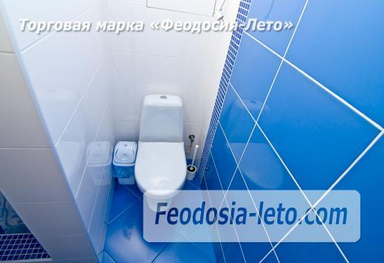 2 комнатная несравненная квартира в Феодосии рядом с Жемчужным пляжем, Черноморская набережная - фотография № 5