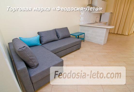 2 комнатная несравненная квартира в Феодосии рядом с Жемчужным пляжем, Черноморская набережная - фотография № 6