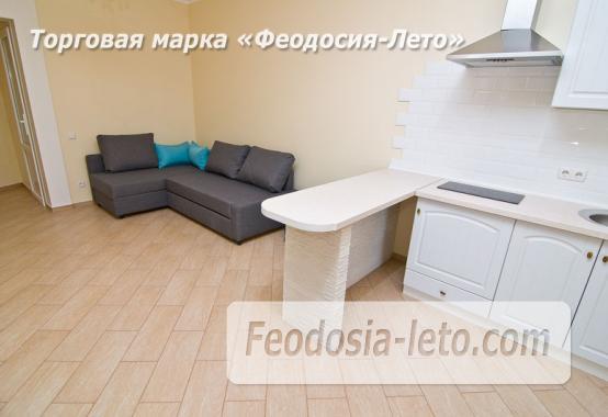 2 комнатная несравненная квартира в Феодосии рядом с Жемчужным пляжем, Черноморская набережная - фотография № 7