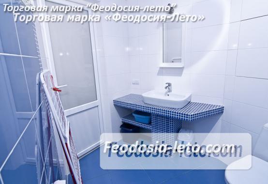 2 комнатная несравненная квартира в Феодосии рядом с Жемчужным пляжем, Черноморская набережная - фотография № 10