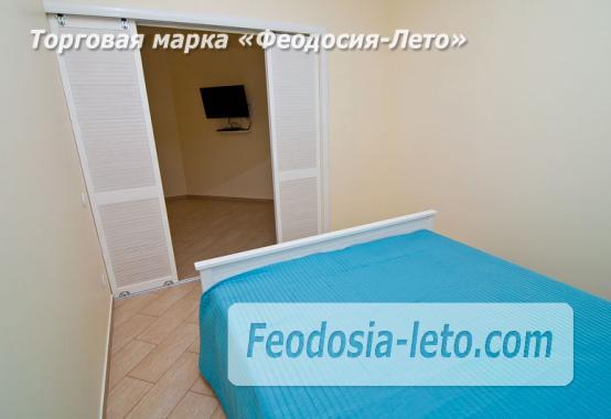 2 комнатная несравненная квартира в Феодосии рядом с Жемчужным пляжем, Черноморская набережная - фотография № 20