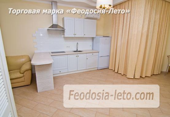 2 комнатная несравненная квартира в Феодосии рядом с Жемчужным пляжем, Черноморская набережная - фотография № 2