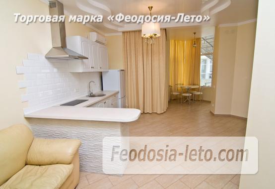 2 комнатная несравненная квартира в Феодосии рядом с Жемчужным пляжем, Черноморская набережная - фотография № 3