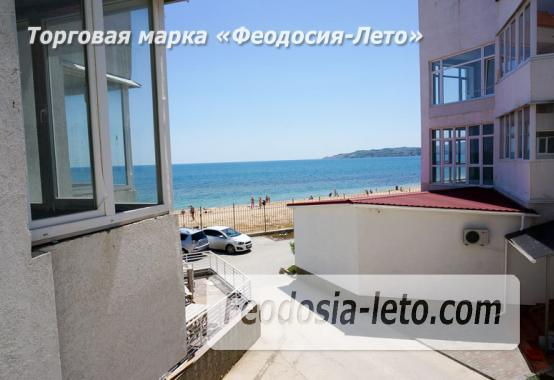 2 комнатная несравненная квартира в Феодосии рядом с Жемчужным пляжем, Черноморская набережная - фотография № 15