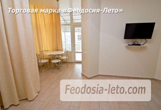 2 комнатная несравненная квартира в Феодосии рядом с Жемчужным пляжем, Черноморская набережная - фотография № 4