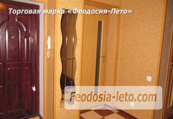 2 комнатная нежнейшая квартира в Феодосии, улица Чкалова, 96-А - фотография № 17