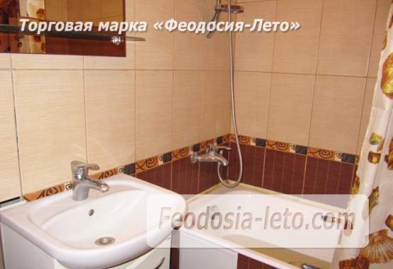 2 комнатная нежнейшая квартира в Феодосии, улица Чкалова, 96-А - фотография № 19
