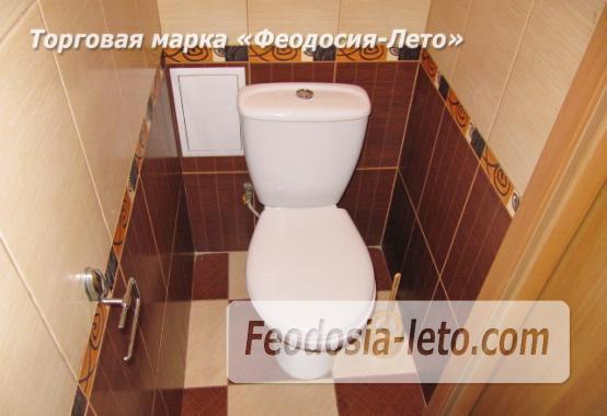 2 комнатная нежнейшая квартира в Феодосии, улица Чкалова, 96-А - фотография № 20