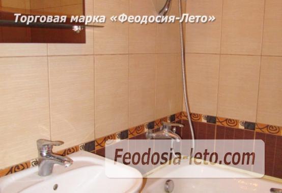 2 комнатная нежнейшая квартира в Феодосии, улица Чкалова, 96-А - фотография № 21