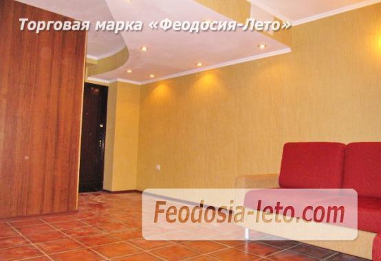 2 комнатная нежнейшая квартира в Феодосии, улица Чкалова, 96-А - фотография № 10