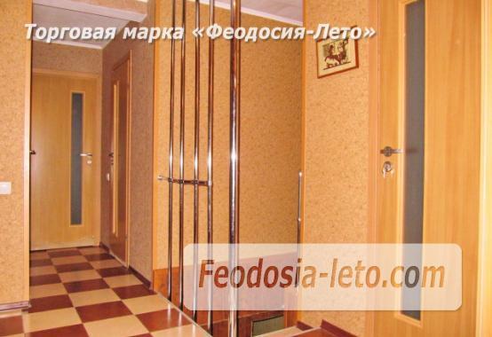 2 комнатная нежнейшая квартира в Феодосии, улица Чкалова, 96-А - фотография № 11