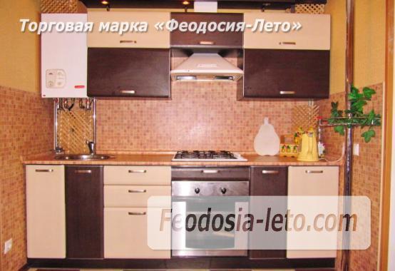 2 комнатная нежнейшая квартира в Феодосии, улица Чкалова, 96-А - фотография № 13