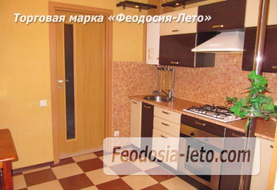 2 комнатная нежнейшая квартира в Феодосии, улица Чкалова, 96-А - фотография № 14
