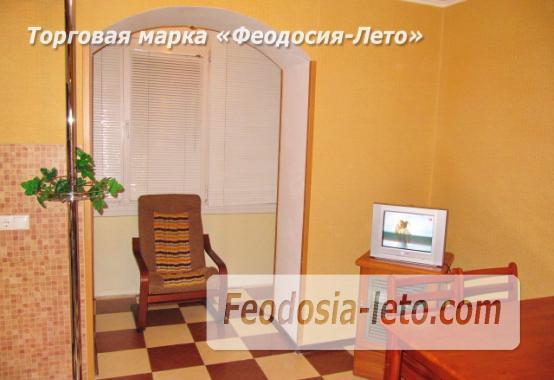 2 комнатная нежнейшая квартира в Феодосии, улица Чкалова, 96-А - фотография № 15
