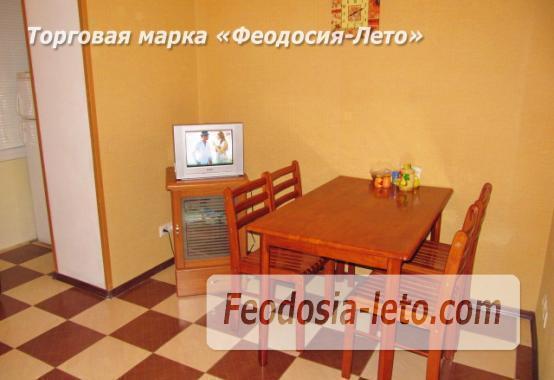 2 комнатная нежнейшая квартира в Феодосии, улица Чкалова, 96-А - фотография № 16