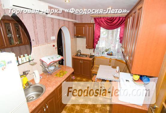 2 комнатная квартира  в Феодосии рядом со станцией Айвазовская, улица Федько, 107 - фотография № 10