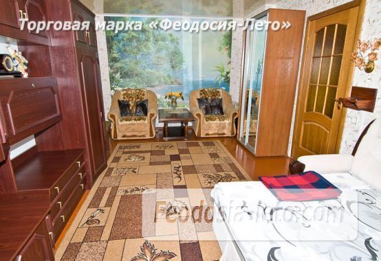 2 комнатная квартира  в Феодосии рядом со станцией Айвазовская, улица Федько, 107 - фотография № 8