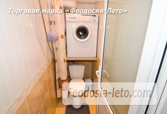 2 комнатная квартира  в Феодосии рядом со станцией Айвазовская, улица Федько, 107 - фотография № 11