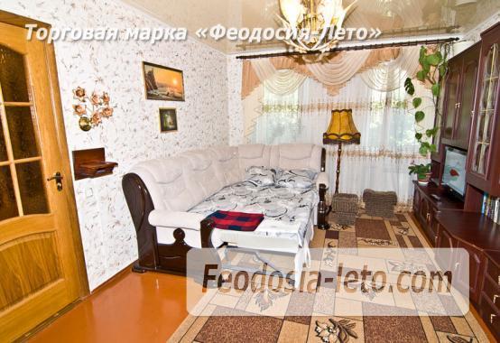 2 комнатная квартира  в Феодосии рядом со станцией Айвазовская, улица Федько, 107 - фотография № 3