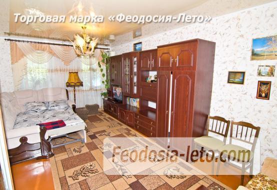 2 комнатная квартира  в Феодосии рядом со станцией Айвазовская, улица Федько, 107 - фотография № 4