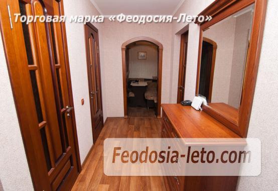2 комнатная очаровательная квартира в Феодосии, улица Русская, 38 - фотография № 12