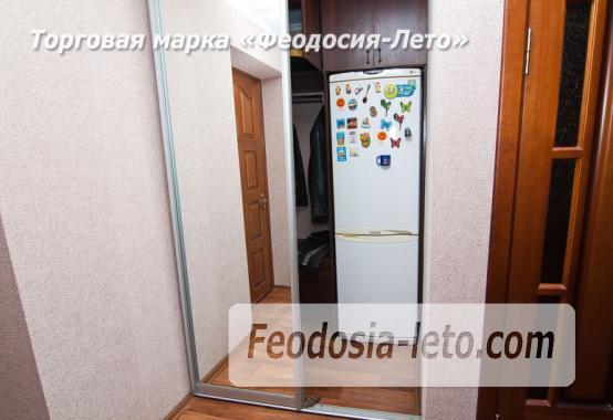 2 комнатная очаровательная квартира в Феодосии, улица Русская, 38 - фотография № 14