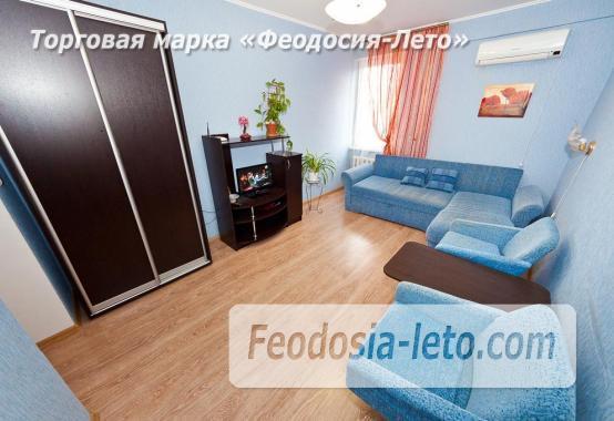 2 комнатная оригинальная квартира в Феодосии на бульваре Старшинова, 23 - фотография № 1