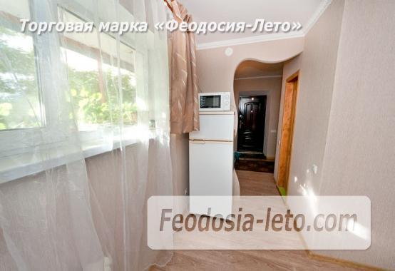 2 комнатная оригинальная квартира в Феодосии на бульваре Старшинова, 23 - фотография № 12