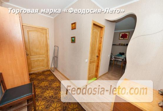 2 комнатная оригинальная квартира в Феодосии на бульваре Старшинова, 23 - фотография № 13