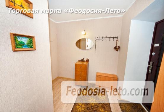 2 комнатная оригинальная квартира в Феодосии на бульваре Старшинова, 23 - фотография № 14