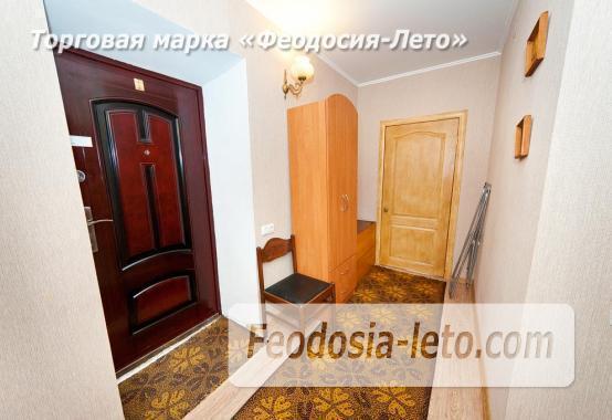 2 комнатная оригинальная квартира в Феодосии на бульваре Старшинова, 23 - фотография № 15
