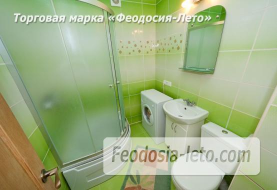 2 комнатная оригинальная квартира в Феодосии на бульваре Старшинова, 23 - фотография № 16