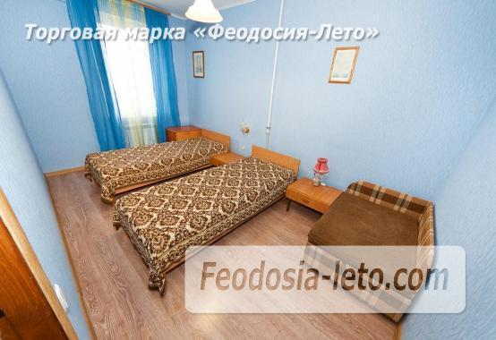 2 комнатная оригинальная квартира в Феодосии на бульваре Старшинова, 23 - фотография № 4