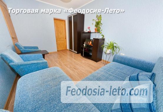 2 комнатная оригинальная квартира в Феодосии на бульваре Старшинова, 23 - фотография № 7