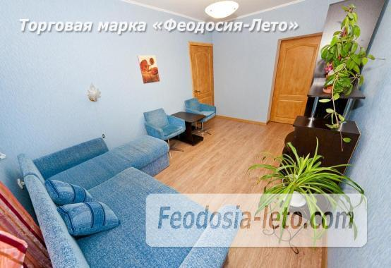 2 комнатная оригинальная квартира в Феодосии на бульваре Старшинова, 23 - фотография № 8
