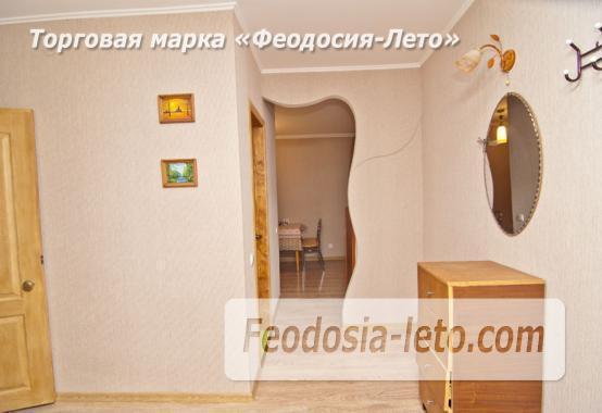 2 комнатная оригинальная квартира в Феодосии на бульваре Старшинова, 23 - фотография № 9
