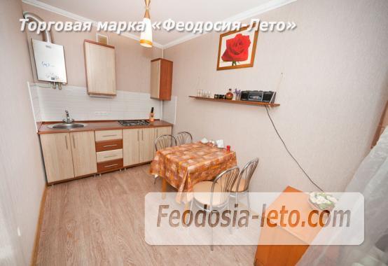 2 комнатная оригинальная квартира в Феодосии на бульваре Старшинова, 23 - фотография № 10